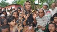 Arakanlı Müslümanların Vahşi Katliamlardan Kaçışı Sürüyor