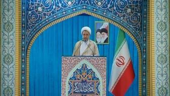 Ayetullah Eraki: Direniş cephesi müstekbirleri muhasara altına aldı