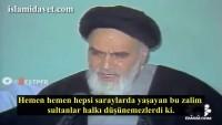 Video: İmam Humeyni'nin Çağları Aşan Konuşması