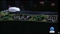 Video: Dünya Müslümanları ve Mustazafları Rehberi, Ayetullah Vaiz Tabesi'nin cenaze namazını kıldı