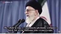 İmam Ali Hamaney: Allah'ın izniyle BOP'un Gerçekleşmesine Müsaade Etmeyeceğiz!….
