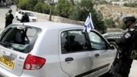Siyonist Yerleşimci Filistinli Kadına Kasten Çarptı