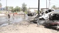 Bağdat'ta Bir Semt Pazarına Bomba Yüklü Araçla Düzenlenen Saldırıda Üç Kişi Öldü