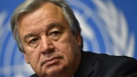 BM genel sekreteri: İsrail teröristlere destek veriyor