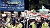 İngiltere'de Yapılacak Kudüs Günü Siyonistleri Rahatsız Etti