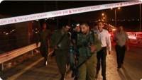 Ramallah'ta Filistinli genç İsrail askerlerine bıçaklı eylem düzenledi