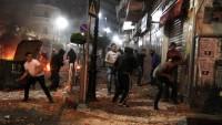 Nur Şems Mülteci Kampı'nda İşgal Askerleriyle Filistinli Gençler Çatıştı