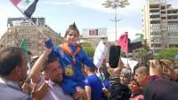 """Doğu Guta'daki """"Modira"""" kenti, 6 senenin ardından Suriye ordusu tarafından kurtarıldı"""