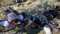 Suriye Ordusu, Aralarında 4 Elebaşının Bulunduğu 11 Teröristi Öldürdü