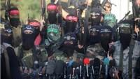 Hamas, İslami Cihad, El Aksa, Selahaddin Tugayları İle Ebu Mustafa Birlikleri, Semir Kuntar'ın Şehadetini Kutladı