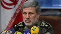 İran Savunma Bakanı: Düşmanlar, İran'ın gücünü zayıflatmak istiyor