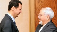 Suriye'nin Direnişçi Lideri Beşşar Esad Zarif'i Suriye'ye Davet Etti