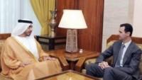 Beşar Esad: ABD'nin elebaşını çektiği batı, heyet gönderilmesine engel çıkarıyor