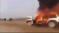 Video: Yemen Halk Güçlerini Karşılarında Gören Siyonistlerin Acınacak Görüntüleri