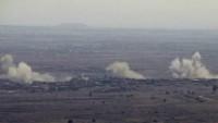Siyonist İsrail'in Suriye'ye Düzenlediği Hava Saldırısında Şehid Olan Askerlerin Sayısı 7'e Yükseldi