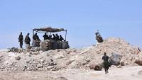Lübnan Hizbullahı İle Suriye Ordusunun Kalemun Kırsalındaki İlerleyişi Sürüyor