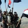 Suriye ordusu İsrail sınırlarına ulaştı
