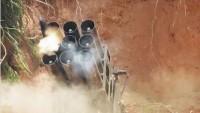 Gazze Direnişi Siyonist İsrail'in 8 Kasabasını 24 Adet Grad Füzesiyle Vurdu