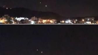 AllahuEkber! Siyonist Rejim Direniş Füzeleriyle Alev Alev Yanıyor