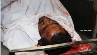 Siyonist İsrail Savaş Uçakları'nın Gazze'de 12 Katlı Bir Binayı Vurması Sonucu 5 Sivil Şehid Oldu, 8 Sivil de Yaralandı