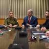 Siyonist İsrail savaş kabinesi, büyük çaplı saldırı için orduya emir verdi