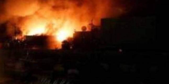 Şüpheli Saldırı! Büyük Şeytan ABD'nin Bağdat'daki Elçilik Binası Ve Yakınları Katyuşa Füzelerin Hedefi Oldu