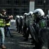 Fransa'da Sarı Yelekliler Tekrar Sokaklarda