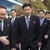 Güney Kore'den 10 kişilik bir ekip Kuzey Kore'yi ziyaret etti