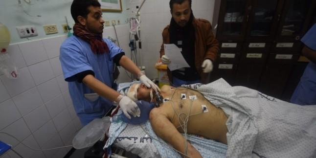 Siyonist İşgal Güçleri Gazze Sınırında Bir Filistinliyi Şehit Etti