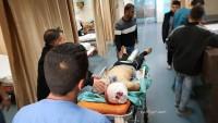 İşgalci İsrail Güçleri Gazze Sınırında Bir Filistinliyi Başından Yaraladı