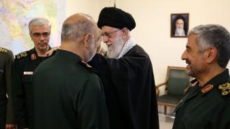 Devrim Muhafızlarının Yeni Komutanı Hüseyin Selami Tümgeneralliğe Terfi Edildi