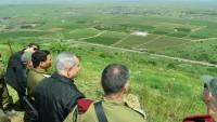 Siyonist İsrail Suriye'den Pay Kapma Faaliyetlerini Hızlandırdı