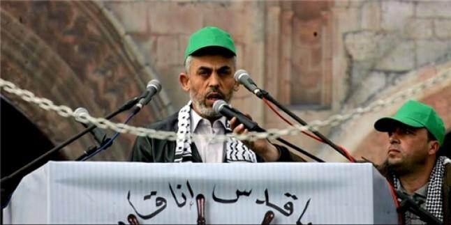 HAMAS: Araplar Filistin'i sattı, İran halâ destekliyor
