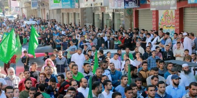 Filistin Direniş Güçlerinin Gazze'deki Askeri Geçit Töreninin Yankıları Sürüyor