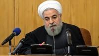 Hasan Ruhani: İran'ın füzeleri hakkında kimse endişelenmemeli
