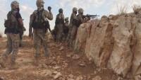 200 Nusra Teröristi Arsel'i Terk Ediyor