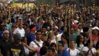 Honduras'ta darbe protestoları