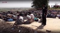 Musul'da IŞİD cinayeti: 64 Sivil katledildi