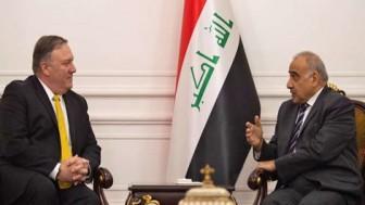 Irak Başbakanı Abdulmehdi: Pompeo yalan söylüyor