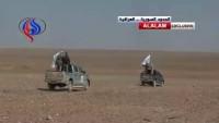 Haşdi Şabi, Irak-Ürdün-Suriye sınır üçgenine konuşlandı