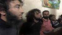 Ramadi Şehrinin Batısındaki Gizli Bir Tünelde 14 IŞİD Teröristi Sağ Olarak Yakalandı