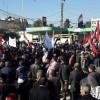 Kamışlı halkı Türkiye'nin tehditlerini kınadı