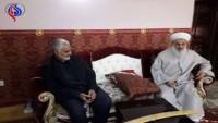 Efsane Komutan Kasım Süleymani Irak Ehl-i Sünnet Müftüsü İle Görüştü