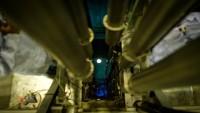 """İran nükleer yakıtlar """"lup testi"""" sistemine kavuştu"""