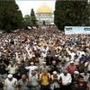 Kudüslü Şahsiyetler: Siyonist Rejim Mescidi Aksa'yı Ziyaretçisiz Bırakmak İstiyor