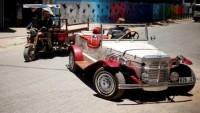 Gazzeli Mucit'ten Mercedes Başarısı