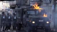 Filistin Batı Yaka'da geçen hafta 5 direniş eylemi gerçekleştirildi