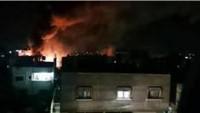 Rafah kentinde bir evde kaza sonucu meydana gelen patlamada Filistinli bir genç yaralandı