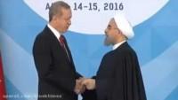 Ruhani: İran Amerika ile mücadele savaşını kesin kazanan taraftır