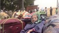 Refah Kapısında Uzun Süre Bekletilen Filistinli Yaşlı Kadın, Hayatını Kaybetti